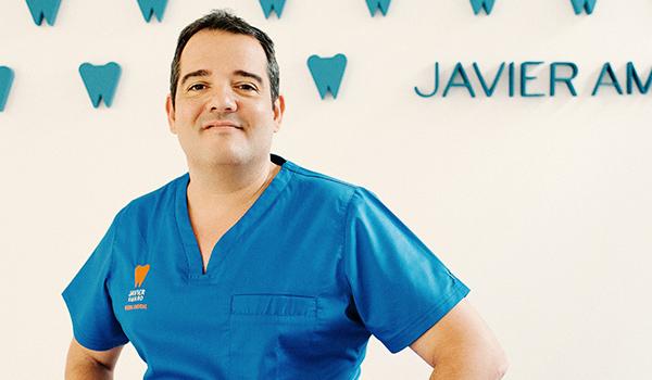 Dr Javier Amaro
